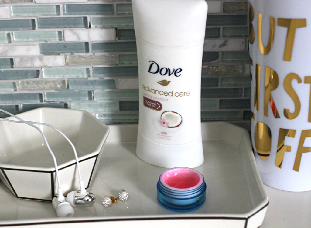 Morning Essential Dove Advanced Care