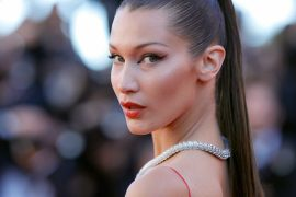 Bella Hadid Red Carpet