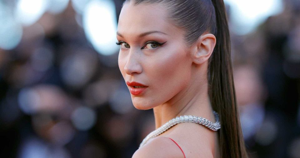 Hey Bella Hadid, Mental Illness Isn't a Fashion Trend!